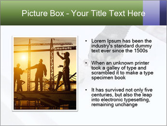 Trowel spreading PowerPoint Template - Slide 13