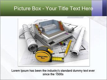 Trowel spreading PowerPoint Template - Slide 15