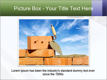 Trowel spreading PowerPoint Template - Slide 16