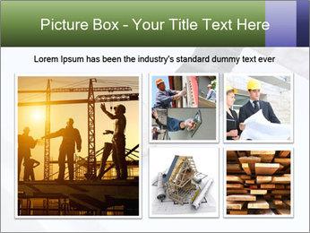 Trowel spreading PowerPoint Template - Slide 19