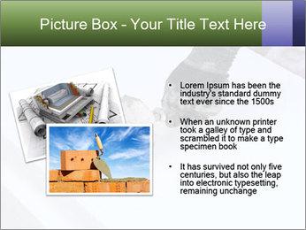 Trowel spreading PowerPoint Template - Slide 20