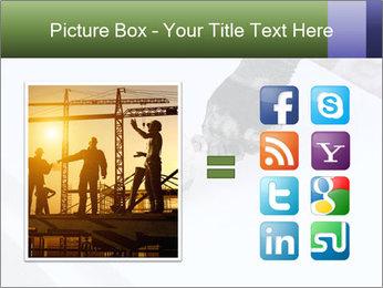 Trowel spreading PowerPoint Template - Slide 21