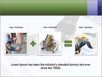 Trowel spreading PowerPoint Template - Slide 22