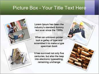 Trowel spreading PowerPoint Template - Slide 24