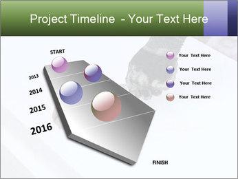 Trowel spreading PowerPoint Template - Slide 26