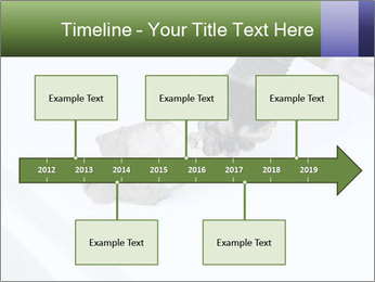 Trowel spreading PowerPoint Template - Slide 28