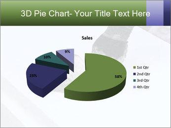 Trowel spreading PowerPoint Template - Slide 35