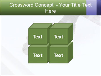 Trowel spreading PowerPoint Template - Slide 39