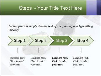 Trowel spreading PowerPoint Template - Slide 4