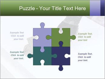 Trowel spreading PowerPoint Template - Slide 43