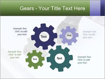 Trowel spreading PowerPoint Template - Slide 47