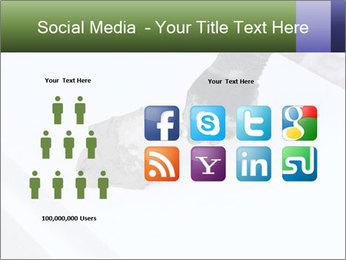 Trowel spreading PowerPoint Template - Slide 5