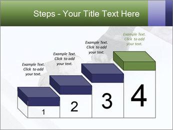 Trowel spreading PowerPoint Template - Slide 64