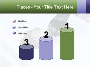 Trowel spreading PowerPoint Template - Slide 65