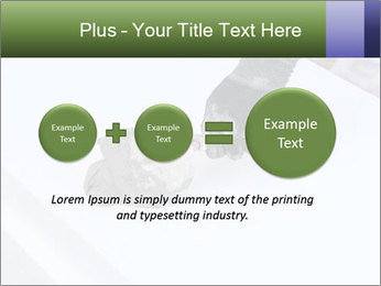 Trowel spreading PowerPoint Template - Slide 75