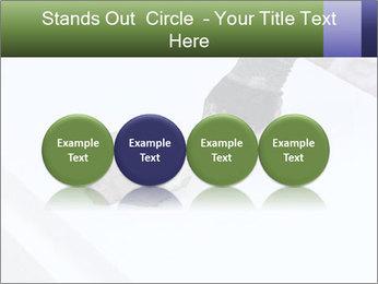 Trowel spreading PowerPoint Template - Slide 76