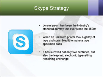 Trowel spreading PowerPoint Template - Slide 8