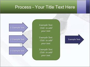Trowel spreading PowerPoint Template - Slide 85