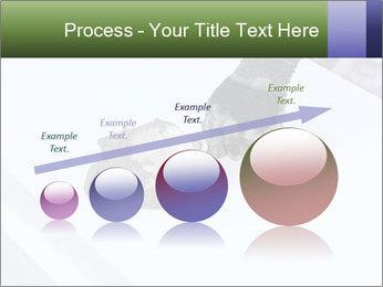 Trowel spreading PowerPoint Template - Slide 87