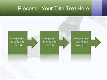 Trowel spreading PowerPoint Template - Slide 88