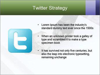 Trowel spreading PowerPoint Template - Slide 9