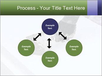 Trowel spreading PowerPoint Template - Slide 91
