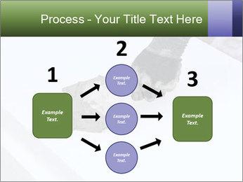 Trowel spreading PowerPoint Template - Slide 92