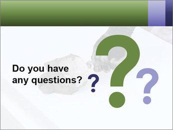 Trowel spreading PowerPoint Template - Slide 96