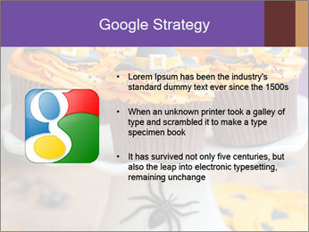 Halloween cupcakes PowerPoint Template - Slide 10