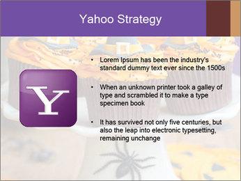 Halloween cupcakes PowerPoint Template - Slide 11