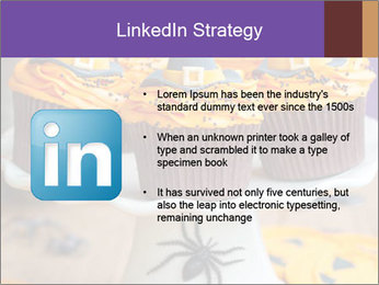 Halloween cupcakes PowerPoint Template - Slide 12