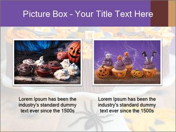 Halloween cupcakes PowerPoint Template - Slide 18