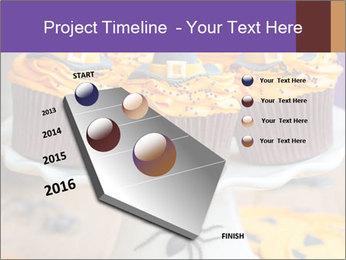 Halloween cupcakes PowerPoint Template - Slide 26