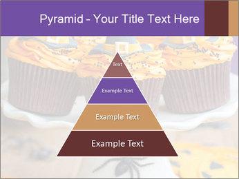 Halloween cupcakes PowerPoint Template - Slide 30