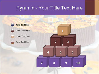 Halloween cupcakes PowerPoint Template - Slide 31