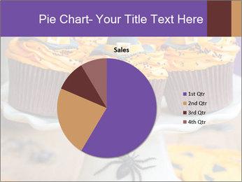 Halloween cupcakes PowerPoint Template - Slide 36