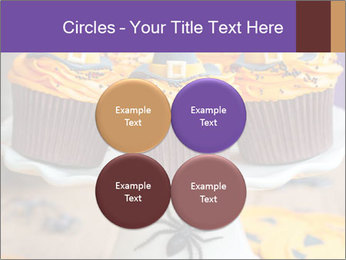 Halloween cupcakes PowerPoint Template - Slide 38