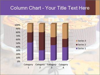 Halloween cupcakes PowerPoint Template - Slide 50
