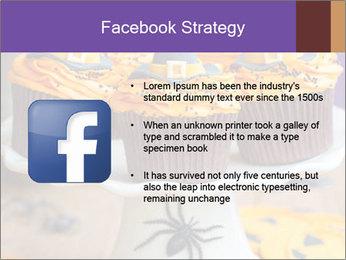 Halloween cupcakes PowerPoint Template - Slide 6