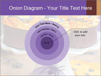 Halloween cupcakes PowerPoint Template - Slide 61