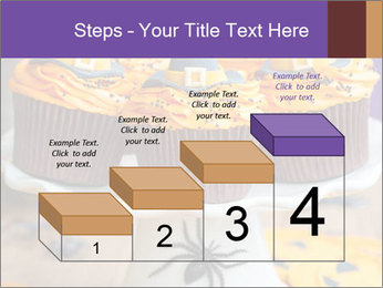 Halloween cupcakes PowerPoint Template - Slide 64