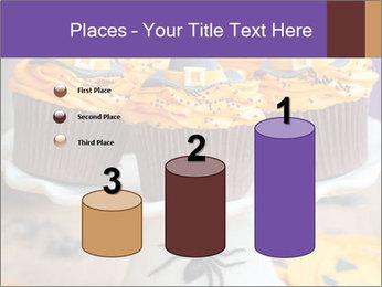 Halloween cupcakes PowerPoint Template - Slide 65