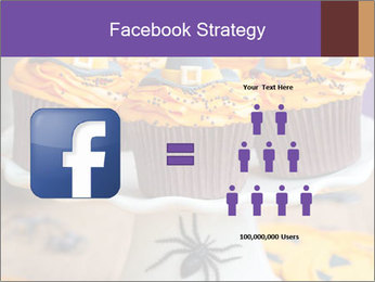 Halloween cupcakes PowerPoint Template - Slide 7