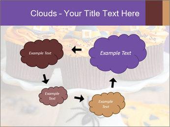 Halloween cupcakes PowerPoint Template - Slide 72