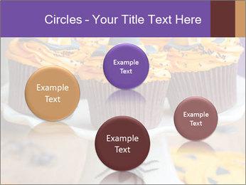 Halloween cupcakes PowerPoint Template - Slide 77