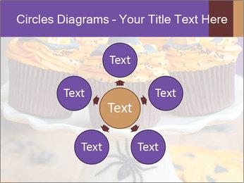 Halloween cupcakes PowerPoint Template - Slide 78
