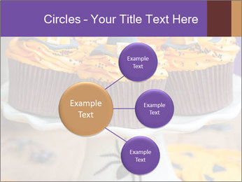 Halloween cupcakes PowerPoint Template - Slide 79