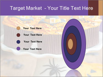 Halloween cupcakes PowerPoint Template - Slide 84