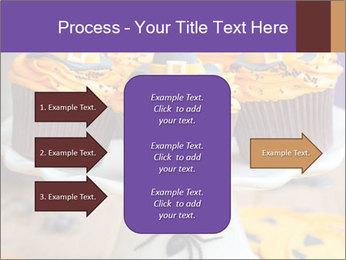 Halloween cupcakes PowerPoint Template - Slide 85