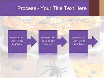 Halloween cupcakes PowerPoint Template - Slide 88